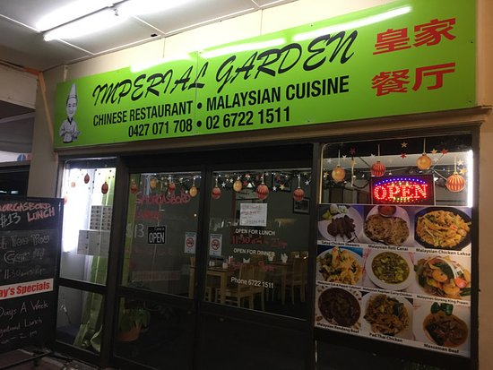 Imperial Garden Chinese Malaysian Cuisine - Accommodation Brisbane