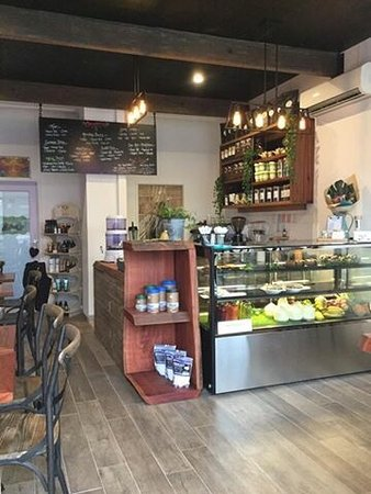 Rawsome Earth Cafe - Accommodation Brisbane