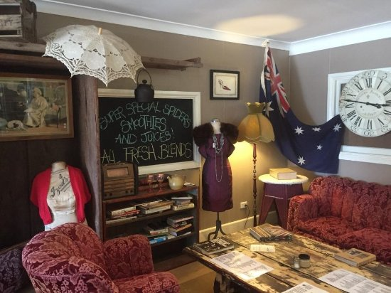 Aussie Outback Wares and Cafe - Accommodation Brisbane
