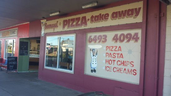 Bermagui Pizza  Take Away - Accommodation Brisbane