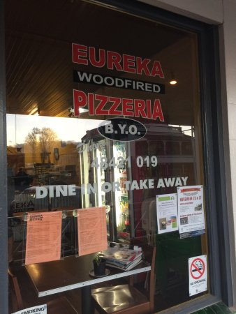 Eureka Pizzeria - Accommodation Brisbane