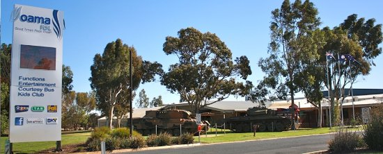 Moama RSL - Accommodation Brisbane