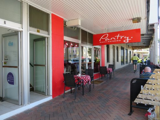 Pantry Cafe  Catering - Accommodation Brisbane