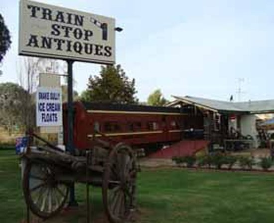 Train Stop Antiques - Accommodation Brisbane