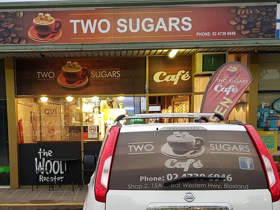 Two Sugars Cafe and Restaurant - Accommodation Brisbane