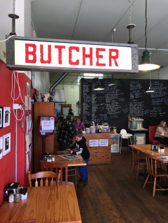 Butchers Shop Cafe - Accommodation Brisbane