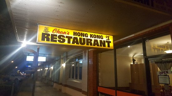Chan's Hong Kong Restaurant - Accommodation Brisbane