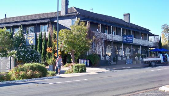 Coachwood  Cedar Motor Hotel Restaurant - Accommodation Brisbane