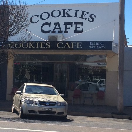 Cookies Cafe - Accommodation Brisbane