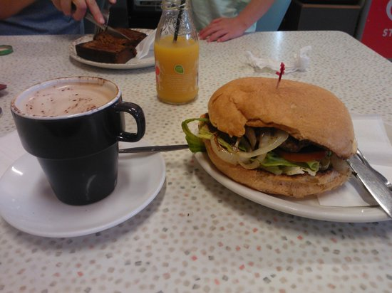 Detours Cafe - Accommodation Brisbane