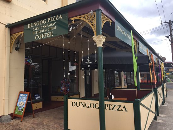 Dungog Pizza - Accommodation Brisbane