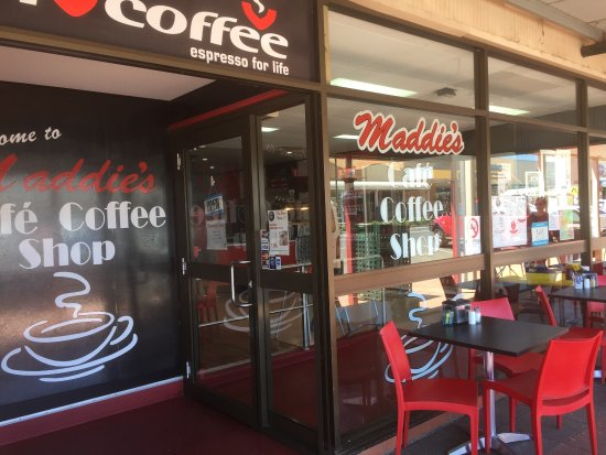 Maddie's Cafe Coffee Shop - Accommodation Brisbane