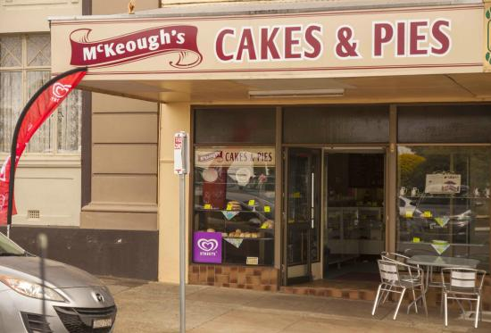 McKeoughs Cake Shop - Accommodation Brisbane