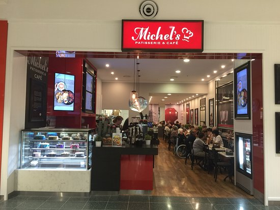 Michel's Patisserie  Cafe - Accommodation Brisbane