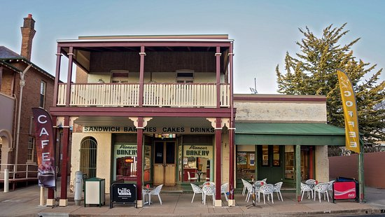 Molong Bakery cafe - Accommodation Brisbane