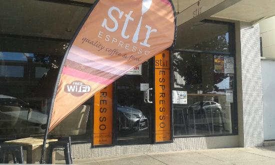 Stir Espresso - Leeton - Accommodation Brisbane