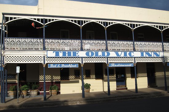 The Old Vic Inn Canowindra - Accommodation Brisbane