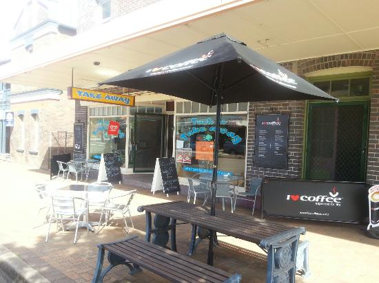 Tuck in Takeaway - Accommodation Brisbane