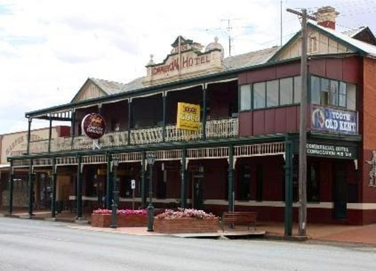 Commercial hotel - Accommodation Brisbane