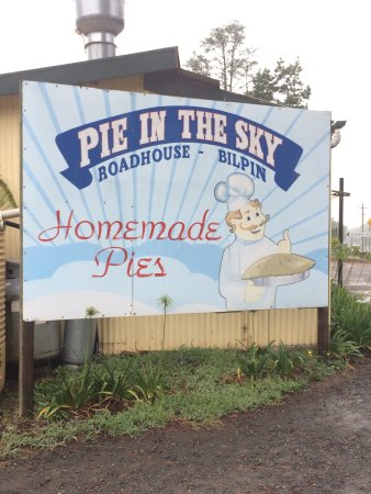 Pie in the Sky Roadhouse - Accommodation Brisbane