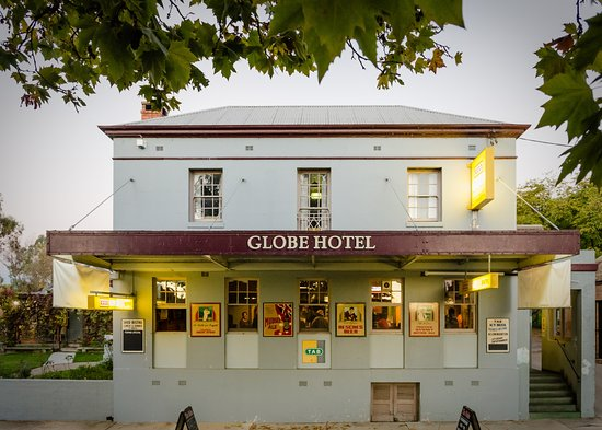 The Globe Hotel Restaurant - Accommodation Brisbane