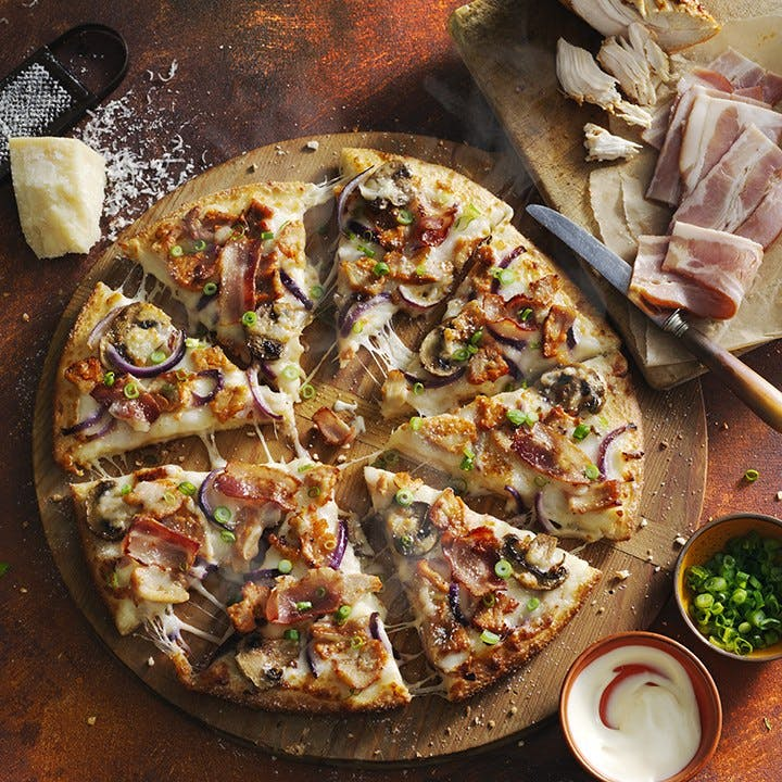 Domino's - Highfields - Accommodation Brisbane