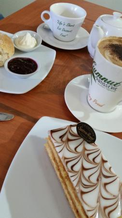 Gumnut Patisserie - Accommodation Brisbane