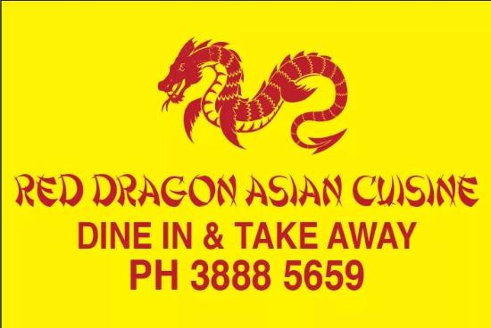 Red Dragon Asian Cuisine - Accommodation Brisbane