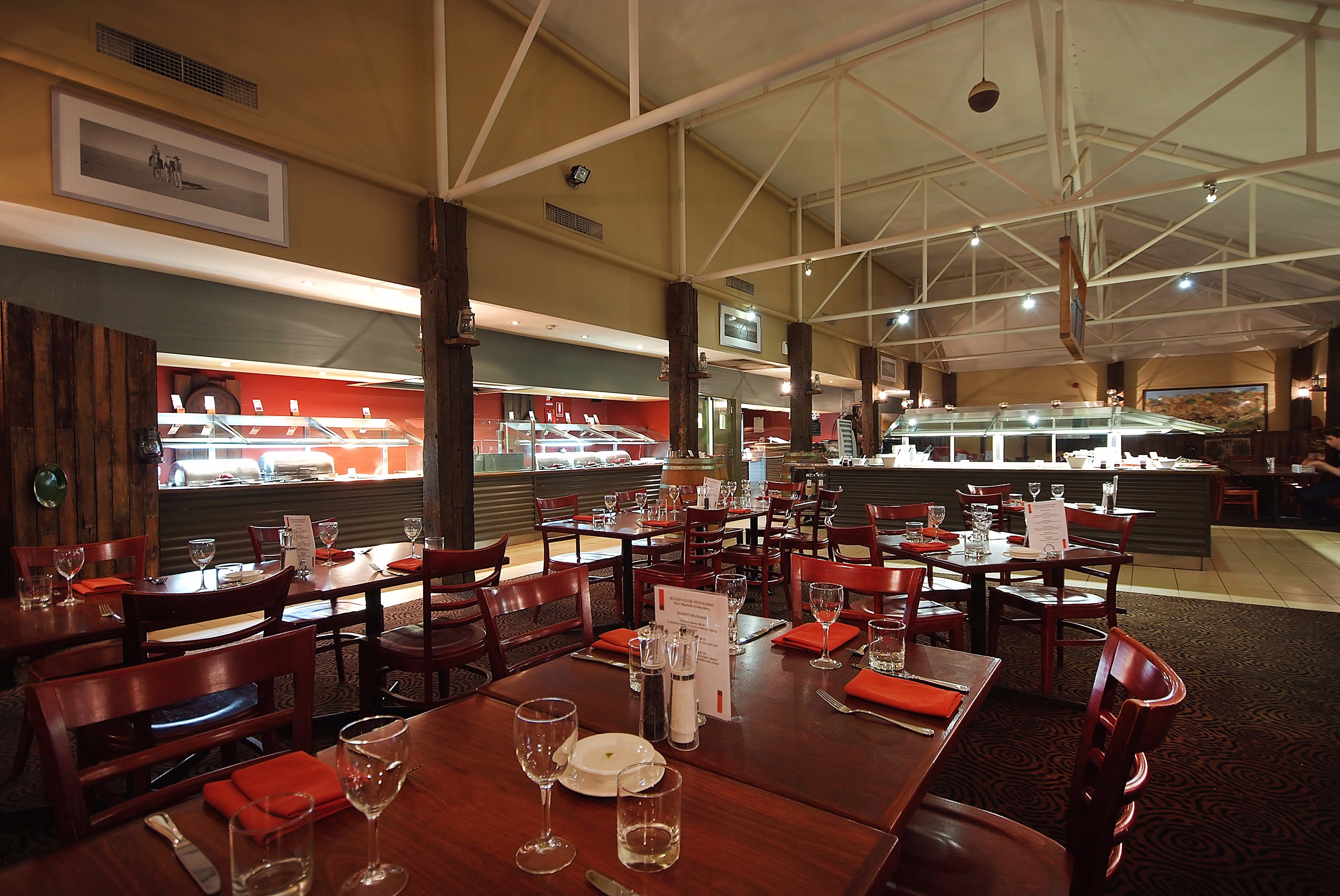 The Bough House Restaurant - Accommodation Brisbane