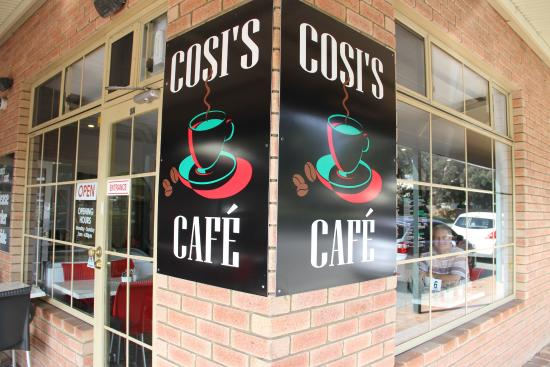 Cosis Cafe - Accommodation Brisbane