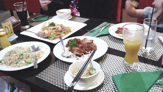 Dragon Garden Family Restaurant - Accommodation Brisbane
