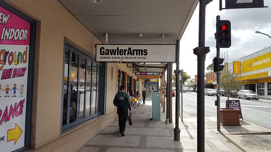 Gawler Arms Hotel - Accommodation Brisbane
