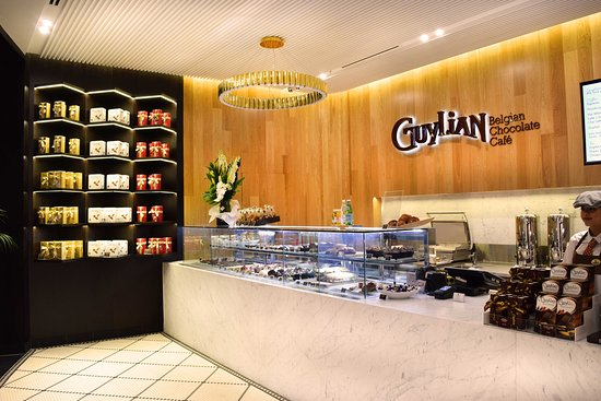 Guylian Belgian Chocolate Cafe - Accommodation Brisbane