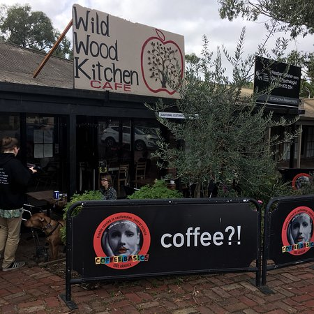 Wild Wood Kitchen - Accommodation Brisbane