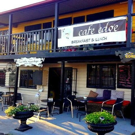 Cafe Edge - Accommodation Brisbane