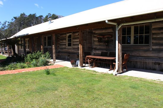 The Old Black Stump Restaurant  Function Room - Accommodation Brisbane