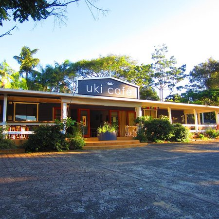 Uki Cafe - Accommodation Brisbane