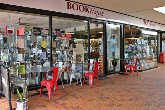Booktique - Accommodation Brisbane