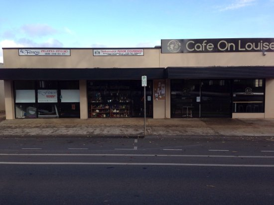 Cafe On Louise - Accommodation Brisbane