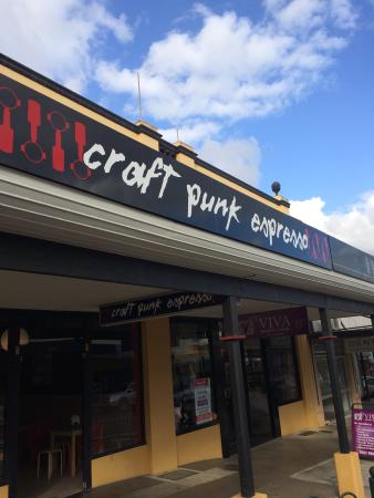 Craft Punk Espresso - Accommodation Brisbane