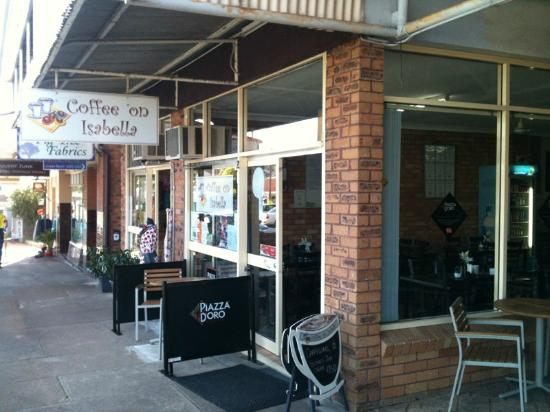 Coffee On Isabella - Accommodation Brisbane