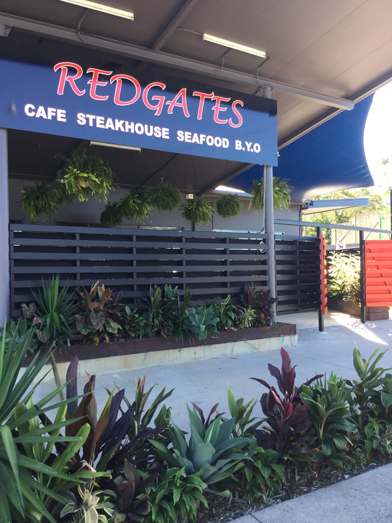 Redgates Caf Steakhouse Seafood - Accommodation Brisbane