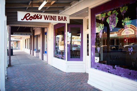 Roth Wine Bar - Accommodation Brisbane
