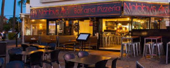 Nobbys Arc Bar  Pizzeria - Accommodation Brisbane