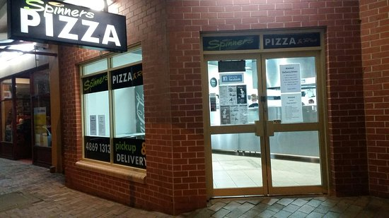 Spinners Pizza - Accommodation Brisbane