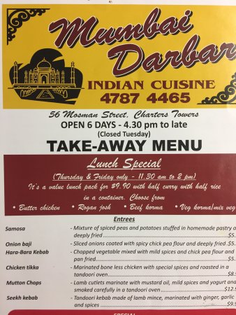 Heera Indian Cuisine - Accommodation Brisbane