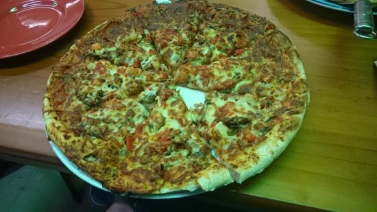Pizza in the Pan - Accommodation Brisbane