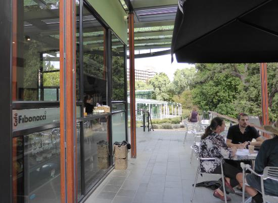Cafe Fibonacci - Accommodation Brisbane
