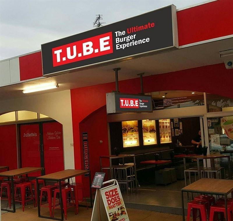 TUBE - The Ultimate Burger Experience - Accommodation Brisbane
