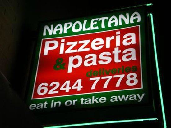 Napoletana Pizza  Pasta House - Accommodation Brisbane